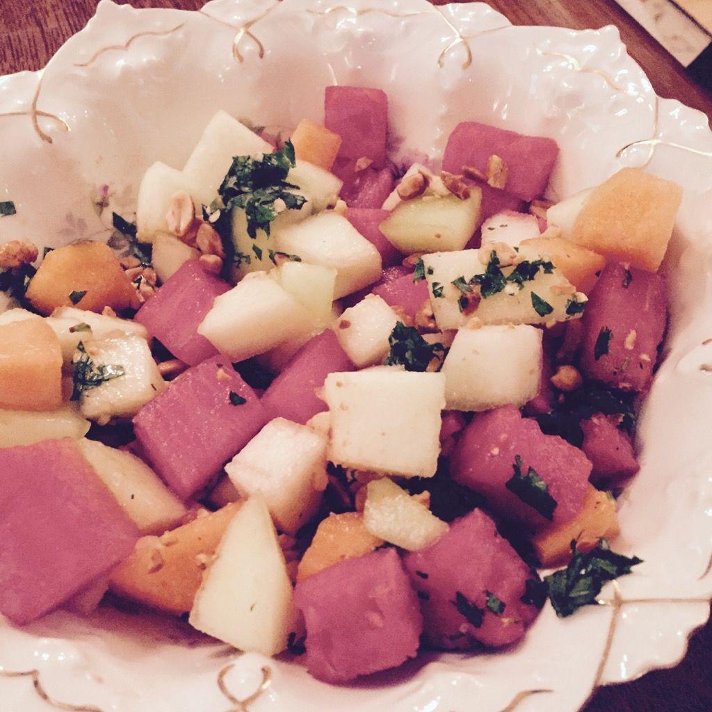 Thai Melon Salad