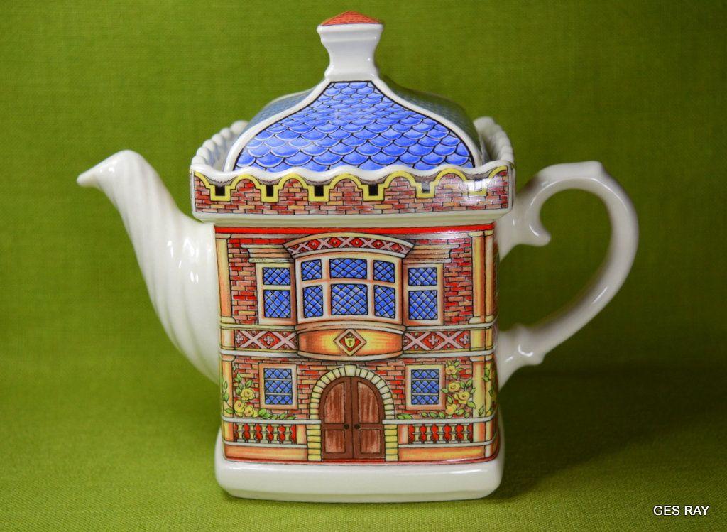 James Sadler Fine Bone China Teapot Tea Pot English Country Etsy In 2020 Bone China Teapots Tea Pots English Country House