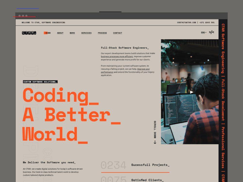 Ctar Software Engineers Softwareengineer Software Engineering Full Stack Development Website Design In 2020 Software Engineer Coding Software Engineering