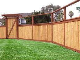 cheap fence ideas they will also hide unsightly wire fencing or an