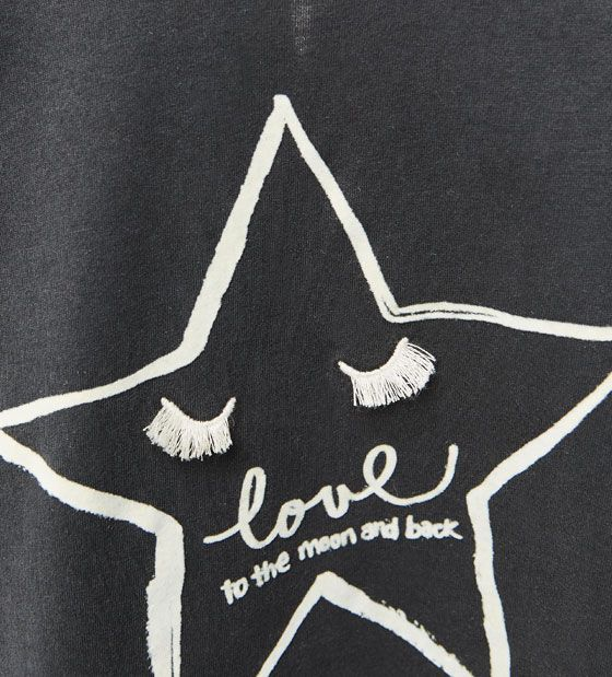 Image 5 of Eyelash top from Zara