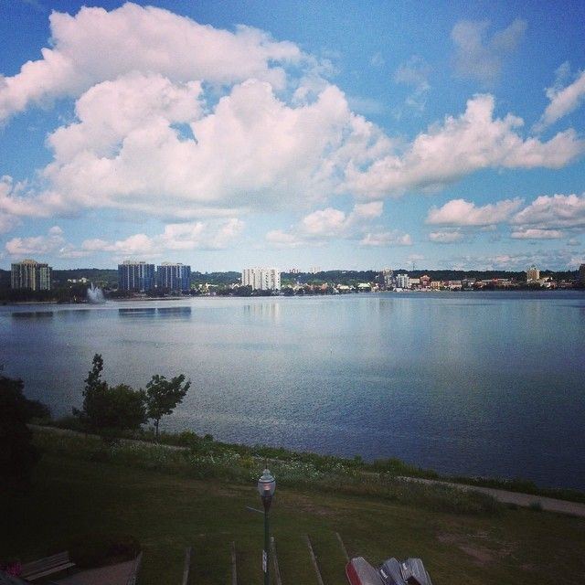 Tourism Barrie Has The Best Office View In Town Wouldn T You Agree Come Down And Visit Us At 205 Lakeshore Drive And See Fo Tourism Instagram Lake Shore Drive