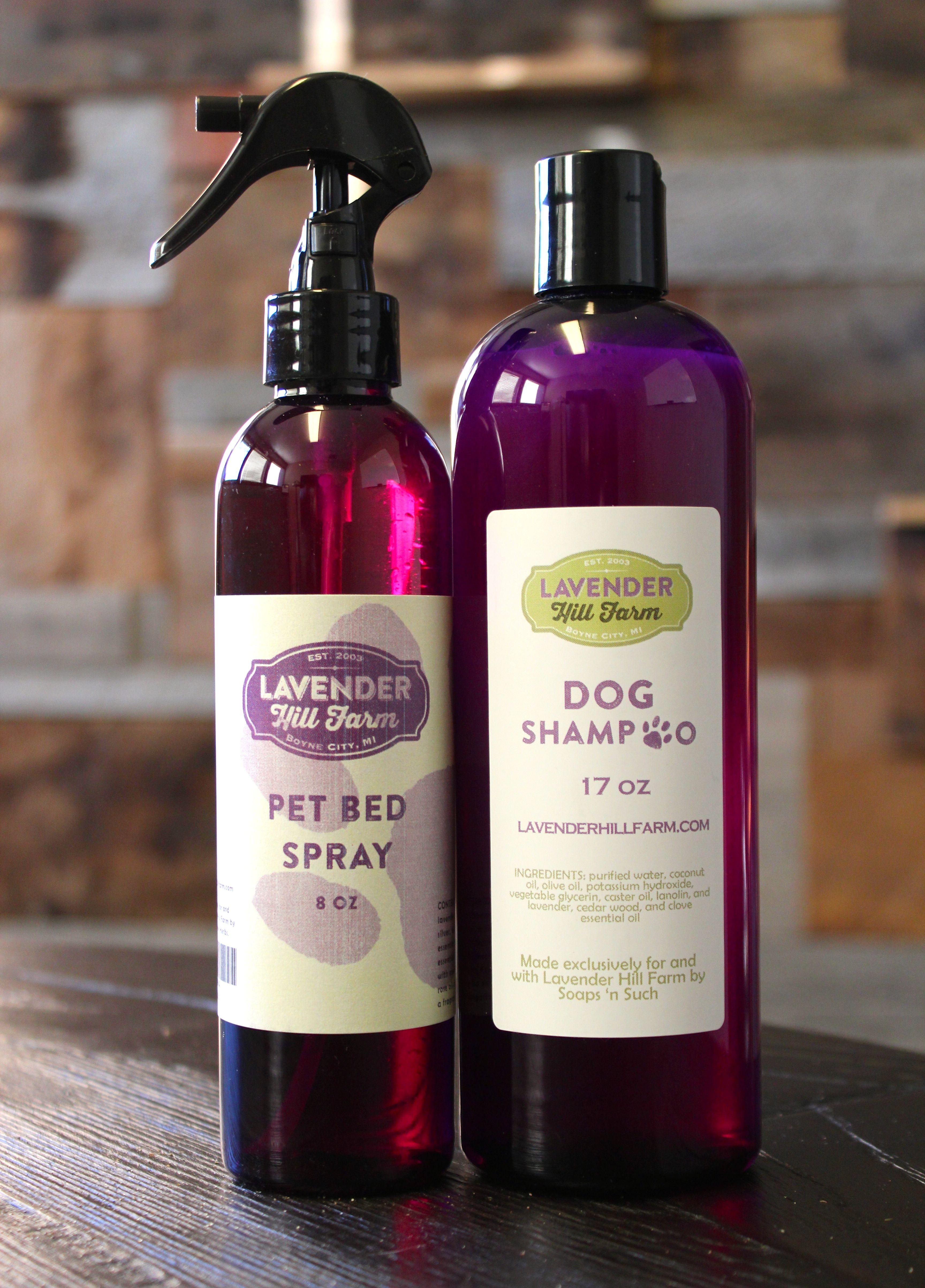 Lavender Doggy Box, Lavender, Dog Shampoo, Pet Bed Spray