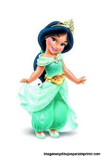 Princesas Disney Bebes Para Imprimir Con Imagenes Princesas