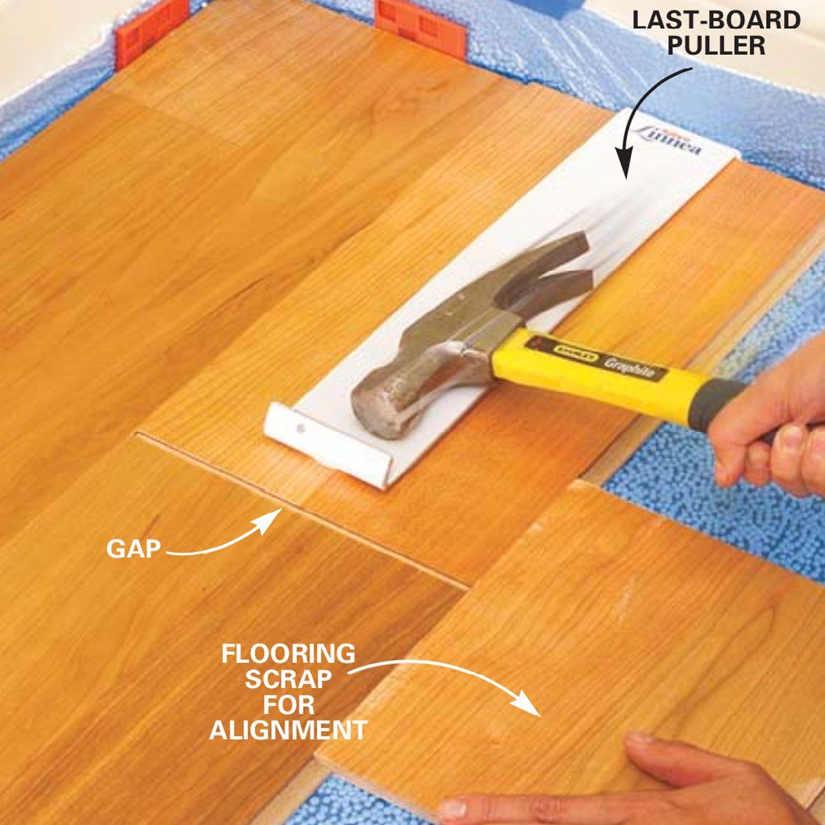 Guide To Installing Laminate Flooring In 2020 Installing Laminate Flooring Laminate Flooring Installing Hardwood Floors
