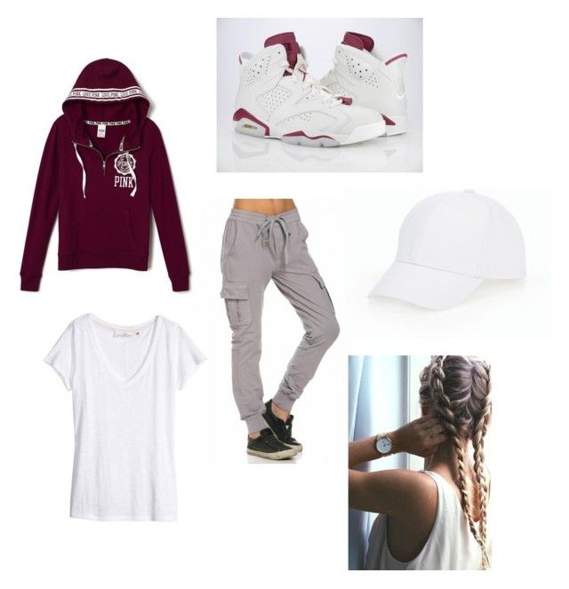 """First Snow Day"" by sammy6100 ❤ liked on Polyvore featuring Talbots, H&M, women's clothing, women, female, woman, misses and juniors"