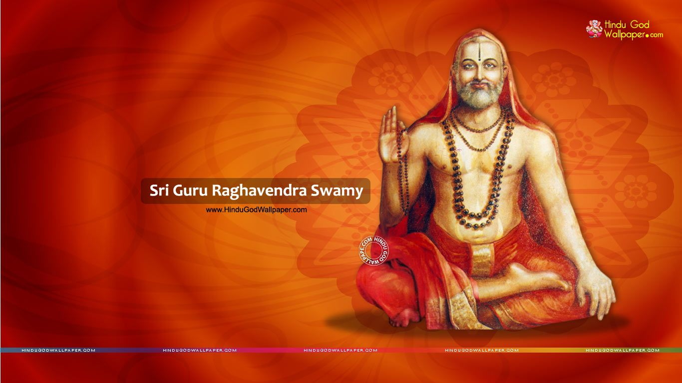 Download Raghavendra Swamy Wallpapers For Mobile Gallery