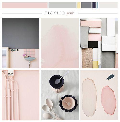 Tickled Pink....