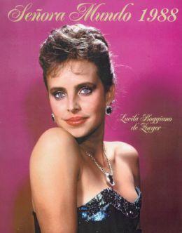Lucila Boggiano, Mrs. World 1988