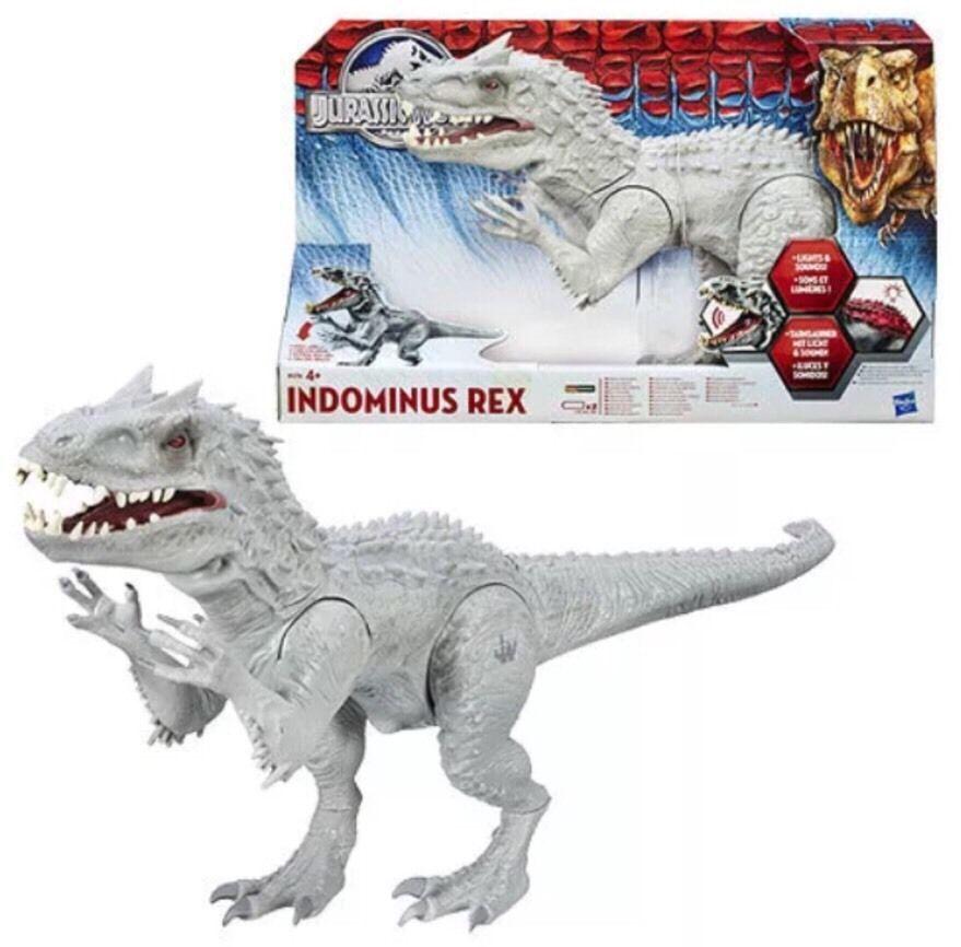 New JURASSIC WORLD movie Indominus Rex Action Figure