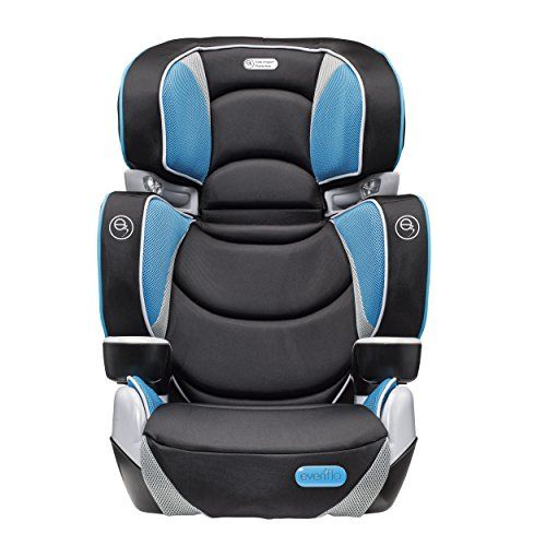 Evenflo Maestro Booster Car Seat Thunder Review Baby Car Seats