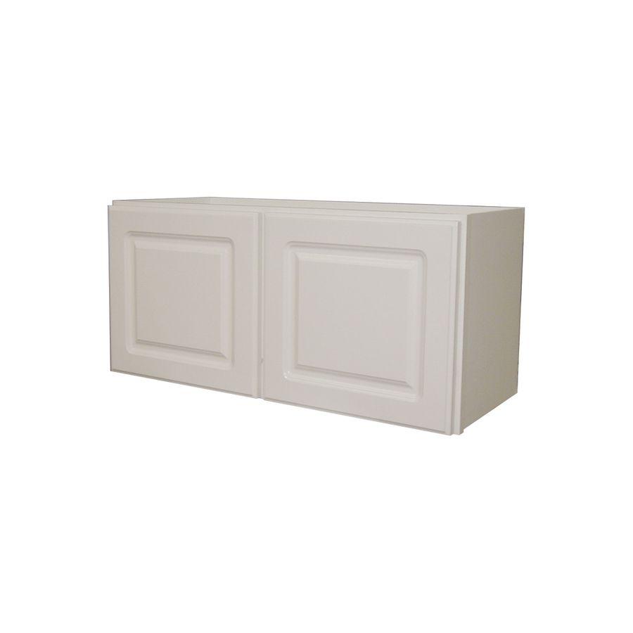 Shop Kitchen Classics Concord 12 In X 36 In X 12 In White