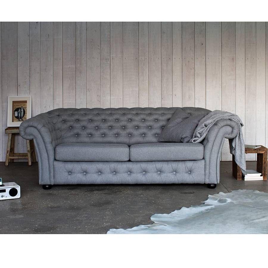 Matilda Chesterfield Sofa Bed