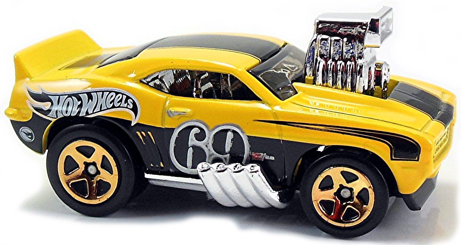 Hot Wheels Treasure Hunts 69 Camaro Z28 Dvd01 Adalah Hotwheels 85 Honda City Turbo Ii Hitam Pada Tahun 2017 Dan 3 10 Di Seri Tooned Mobil Berwarna Kuning Ini Memiliki