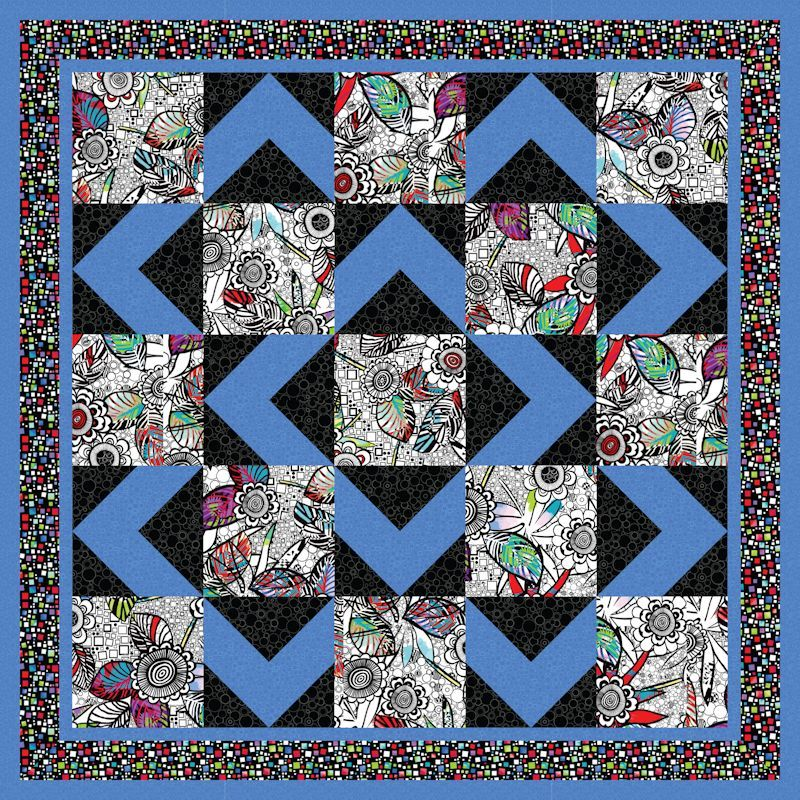 Walk About: Highlight your favorite print! Hands down our most ... : popular quilts - Adamdwight.com