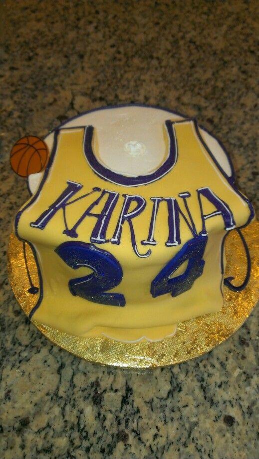 21+ Kobe Bryant Birthday Cake