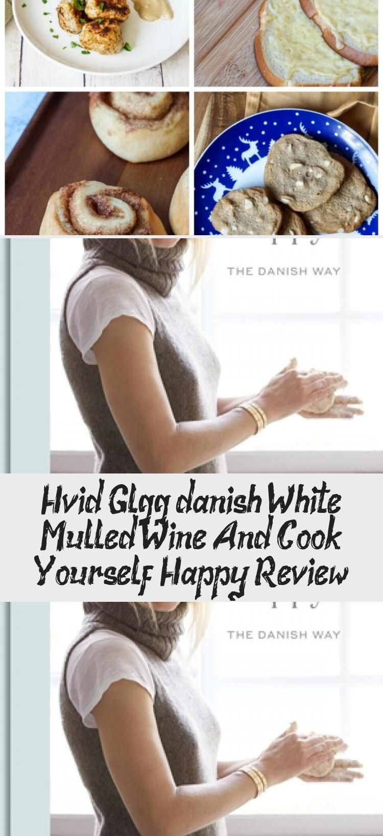 Hvid Gløgg (Danish White Mulled Wine) and Cook Yourself Happy Review - Tara's Multicultural Table  #ad #recipe #hvidgløgg #gløgg #glogg #wine #whitewine #Danish #Denmark #winter #holiday #yummywinterrecipes