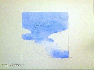 A Wash Created In Photoshop Danijones Watercolor Painting Tut