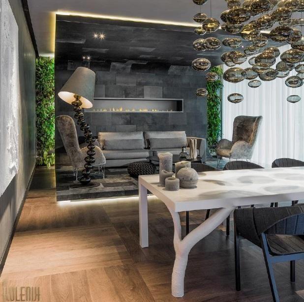 A luxury apartment like boardroom by kolenik eco chic design