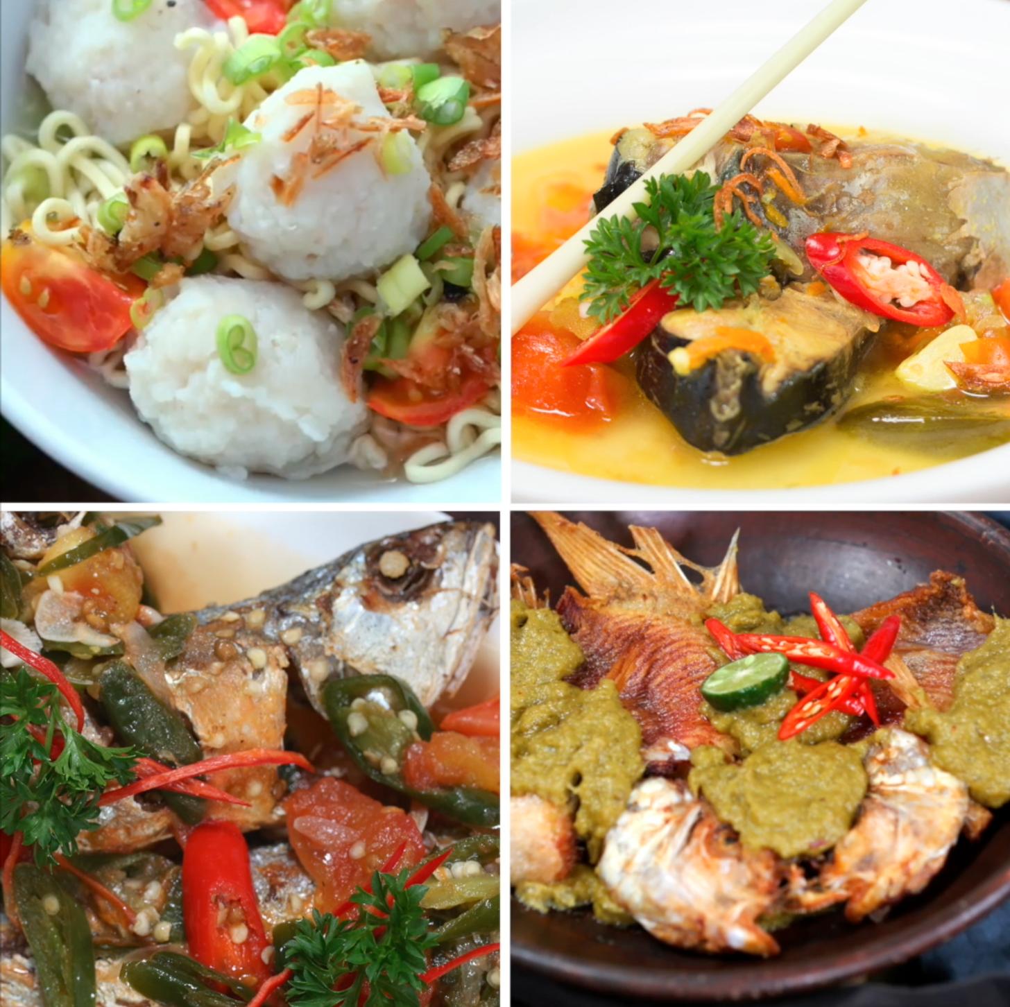 4 Olahan Ikan Resep Masakan Cina Resep Masakan Resep Makanan Asia