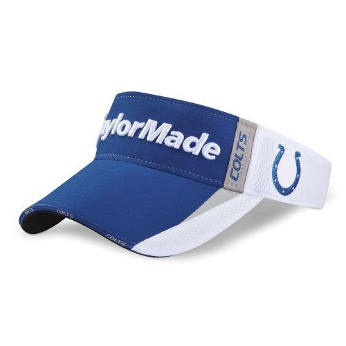 Golf Clothing. Baseball Cap. Nfl Football. Hats. Taylormade NFL  Indianapolis Colts Visor 1009bd361