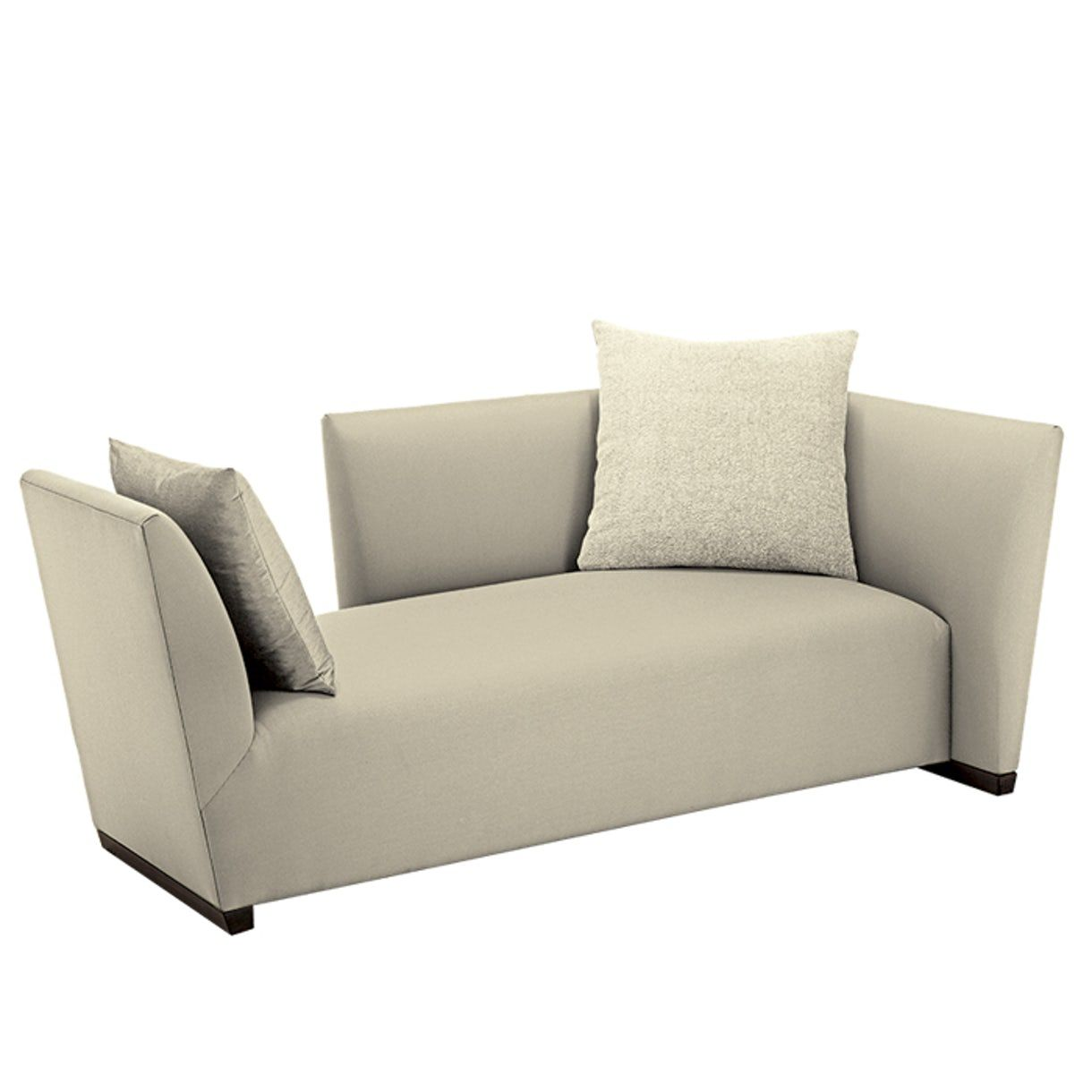 Island Sofa Petite Contemporary Metal Upholstery Fabric Sofas