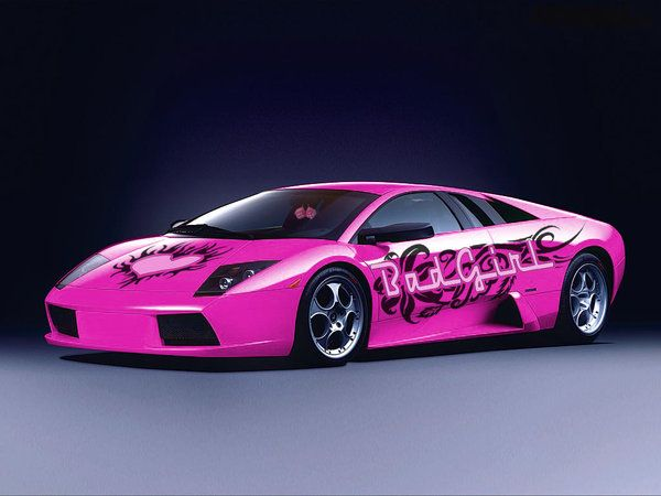 Lamborghini Pink Pink Lamborghini By Whiskey1337 Pink