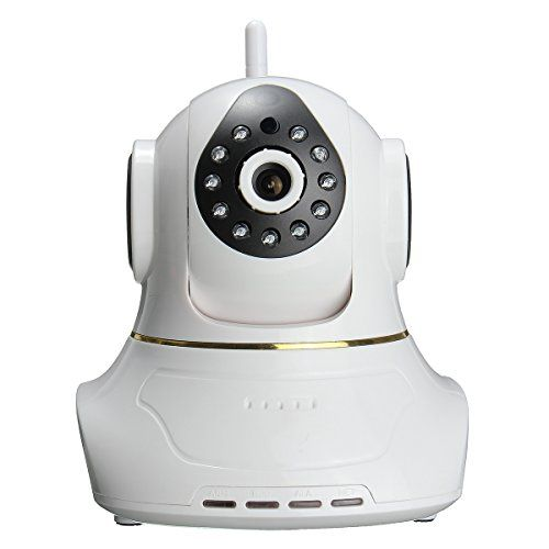 King Do Way Hd Ip Camera 720p Wireless Surveillance Security Camera Night Vision Network Baby Monitor With Twoway Aud Cameras For Sale Gadget World Wifi Camera