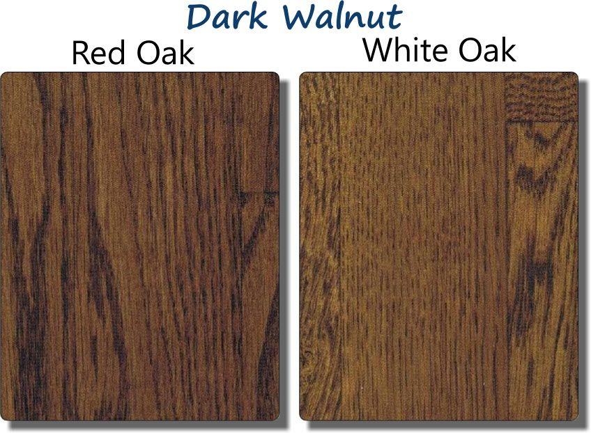 Walnut stained oak floors bona dark hardwood