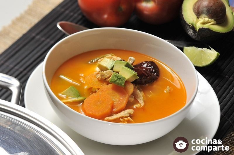 Una receta tradicional, auténticamente chilanga (de México Distrito Federal)