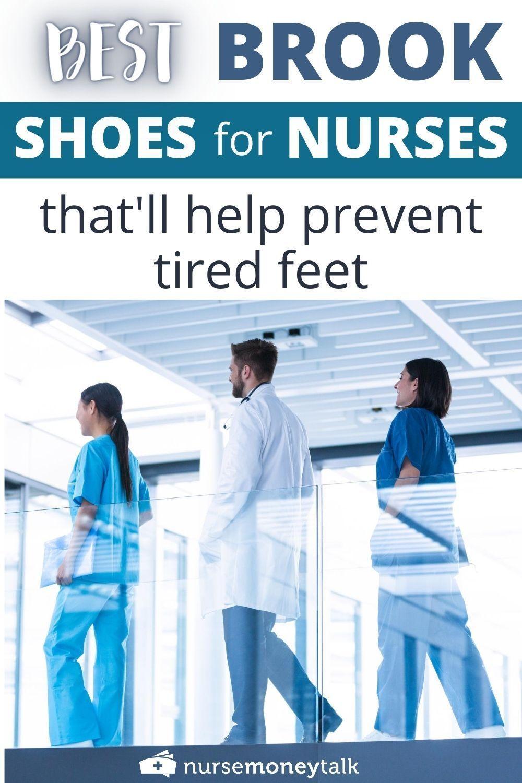best brooks shoe for nurses