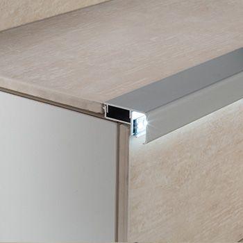 Yeni ışık profilleri Profilpas ortamınızı geliştirmek Lighting - lamparas para escaleras