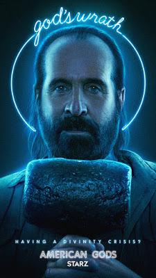 American Gods Season 3 Trailers Clip Featurettes Images And Posters In 2021 American Gods American Starz
