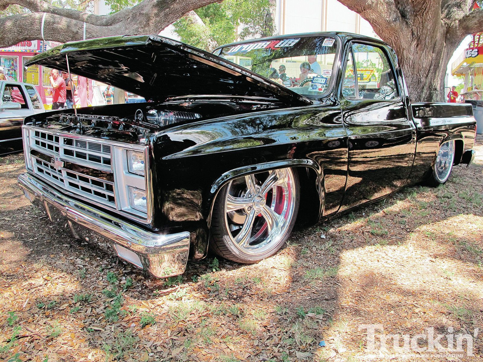 My uncle had a truck like this it wasn t a lo rider tho