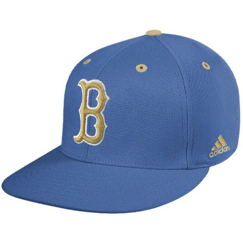 adidas UCLA Bruins True Blue On Field Fitted Hat Ucla Hat 954f6bc3dd3d
