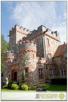 Searles Castle Wedding Venue Photography Windham New Hampshire England