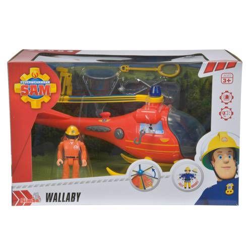 Simba Feuerwehrmann Sam Wassergewehr