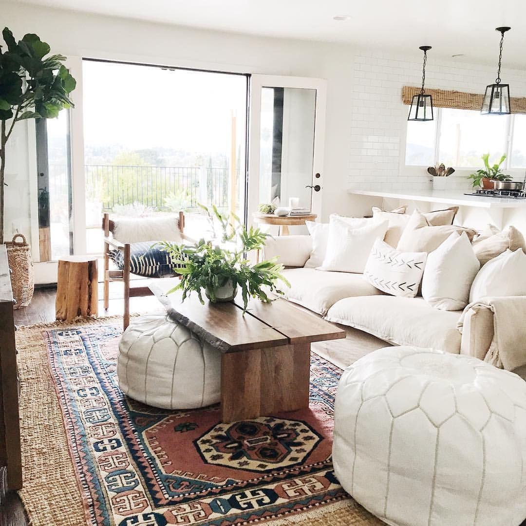 Michelle Janeen My neutral family room