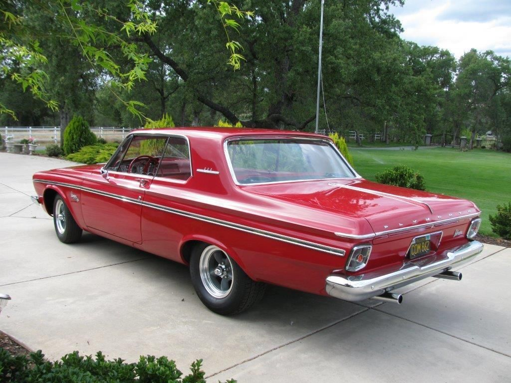 1963 Plymouth Belvedere | Plymouth, Motor car and Cars