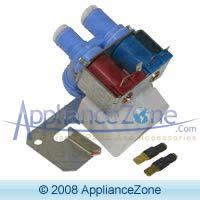 Wr57x10051 Ge Refrigerator Dual Water Inlet Valve Kit Inlet Valve Valve Inlet
