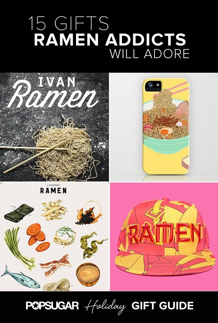15 ramen gifts for the true addict ramen gifts gifts