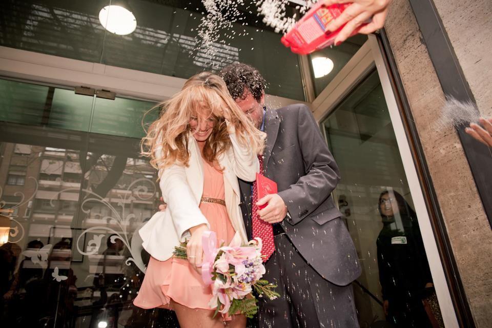 Casamiento Civil de mi hija