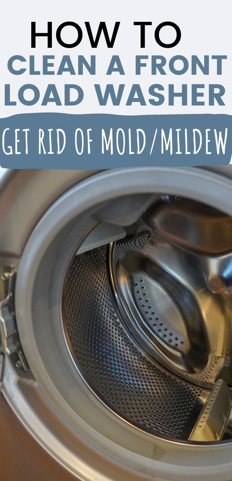 How To Get Rid Of Mould In Washing Machine Rubber