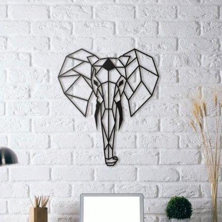 Hoagard wall deco elephant home for Decoration murale hoagard