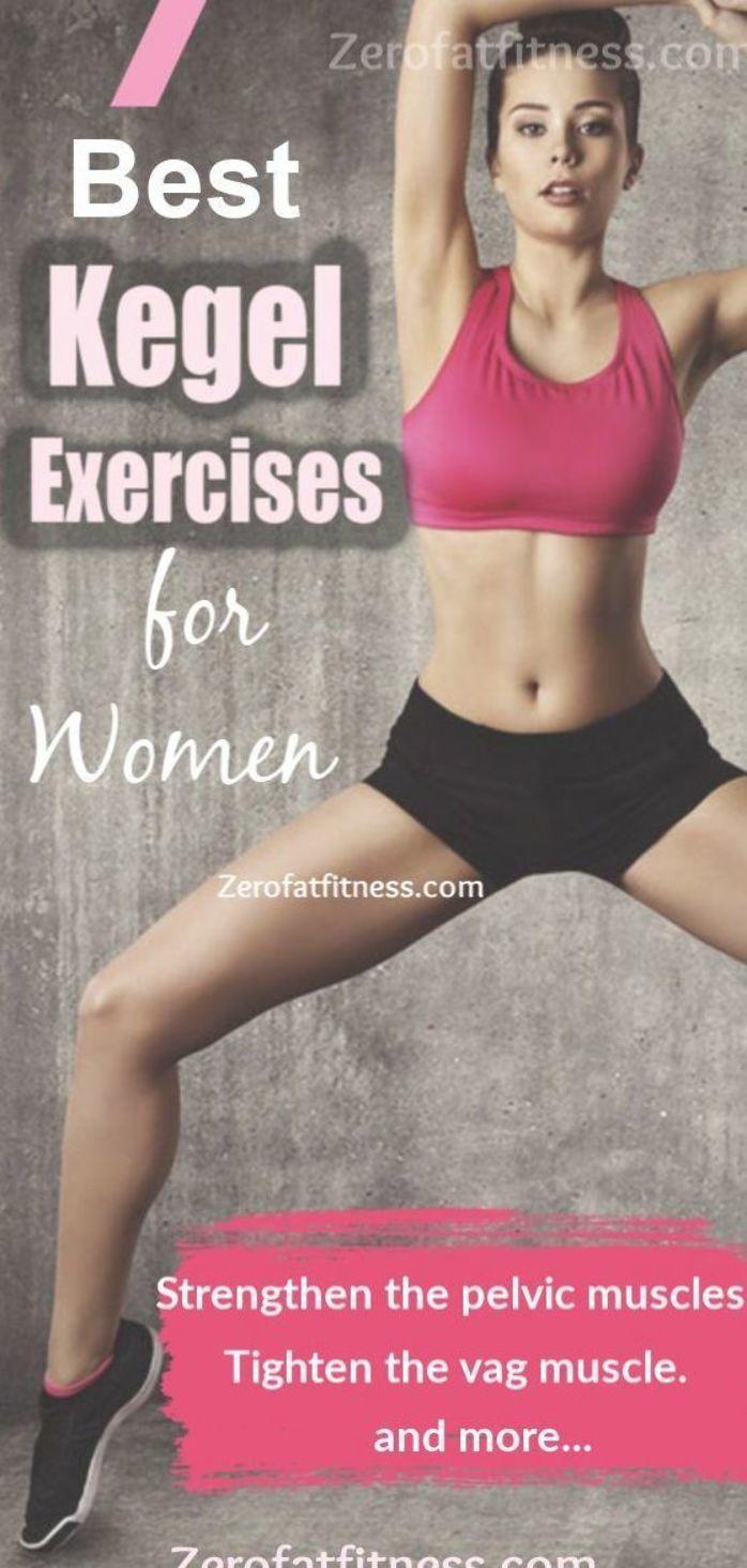 How to Do Kegel Exercises for Women- Kegel exercises can strengthen the pelvic floor muscles and mak...