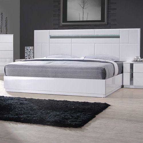 found it at wayfair  palermo platform bed  bed design