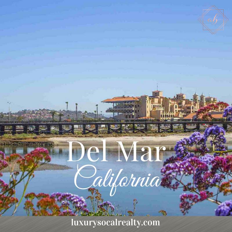 Discover Del Mar California San Diego The Del Mar Beach Del Mar