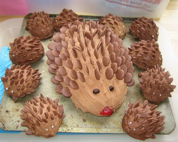 The World S Top 10 Best Ever Hedgehog Cakes The Desserts