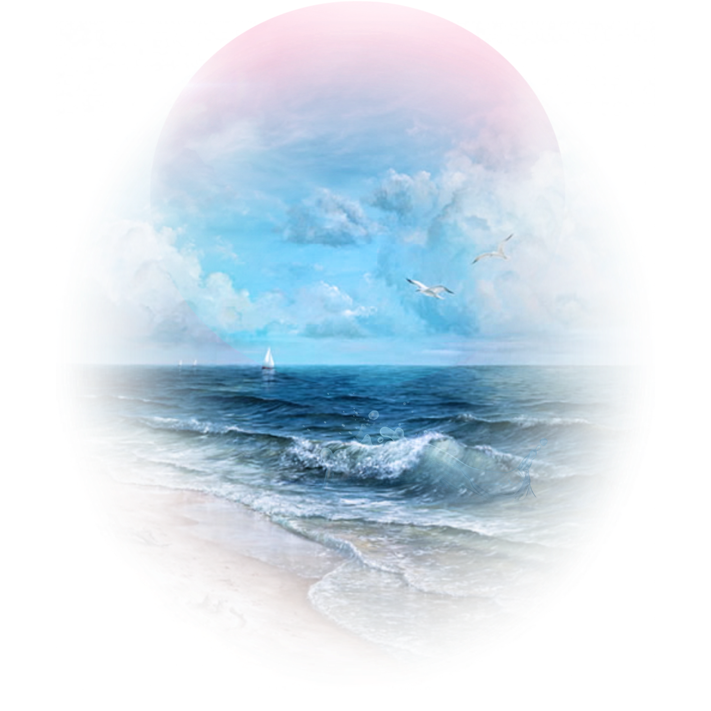 Pin By Adia Luz On Luna Moon With Images Sky Beach Luna Moon