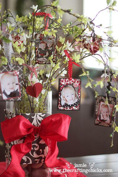 valentineu0027s day valentines centerpieces
